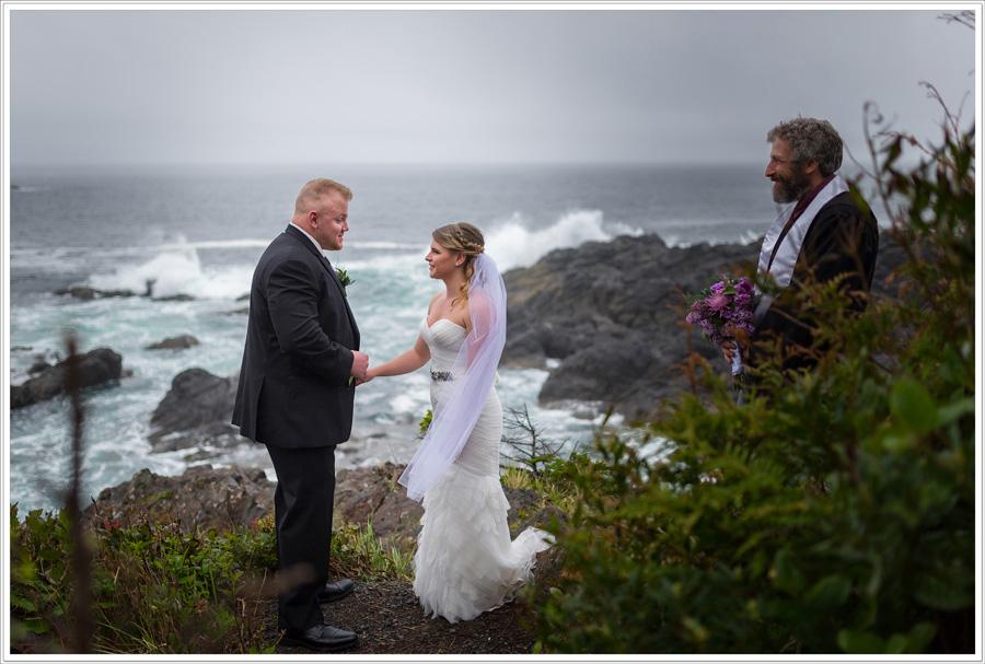 Black Rock Resort elopement