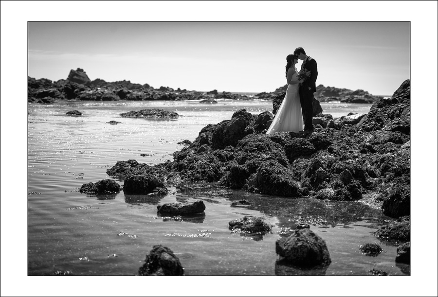 Ucluelet Black Rock wedding photo J&L 1
