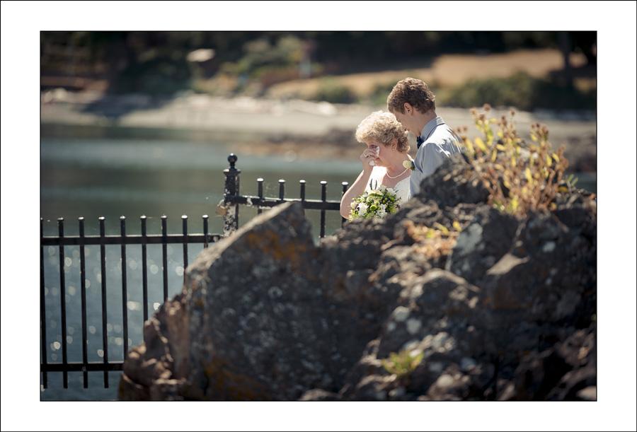 Nanaimo Neck Point wedding photo C&T 2