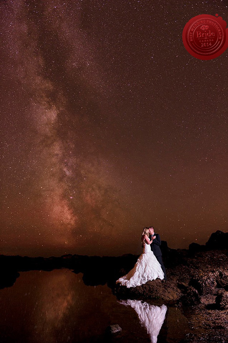 Winner 2014 Best Canadian Wedding photo
