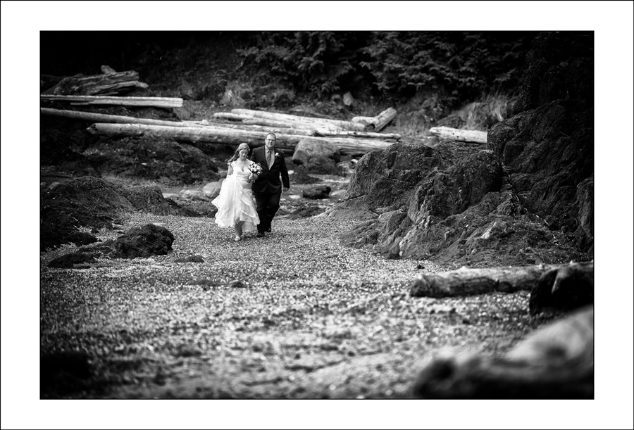 Ucluelet wedding photo A&C 1