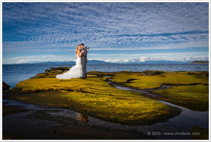 Tigh Na Mara Parksville wedding
