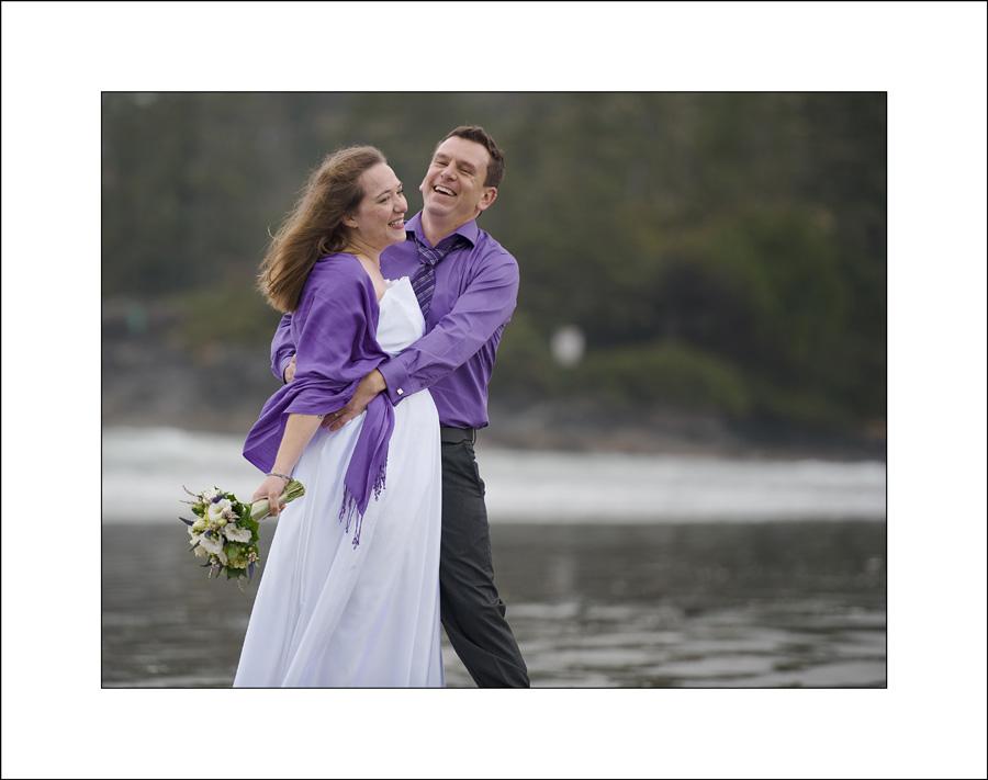 Long beach Lodge Tofino wedding photo CD2