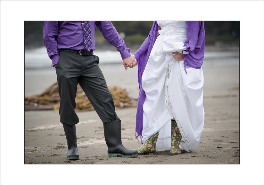 Long beach Lodge Tofino wedding photo CD3