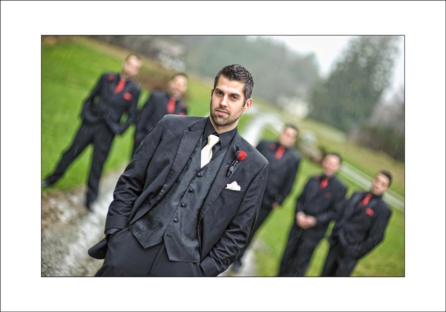 Port alberni wedding photo kj34