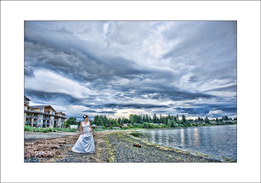 Beach Club Resort wedding photo as1