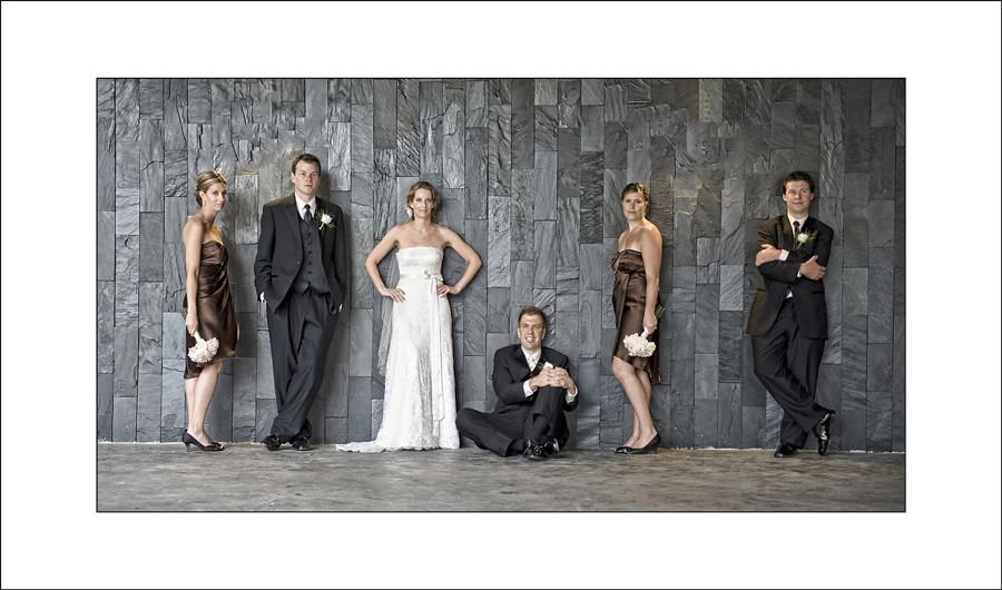 Black Rock resort wedding photo