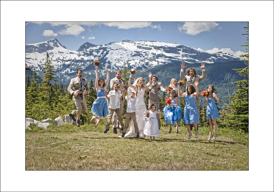 Mt Washington Wedding Photo