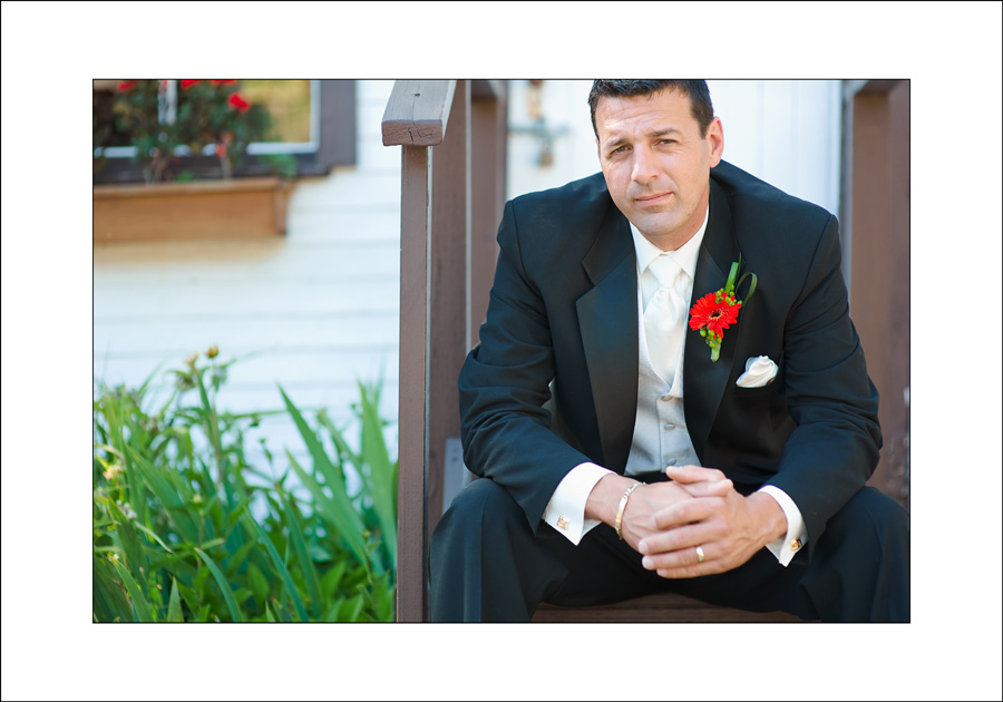 Parksville wedding photo