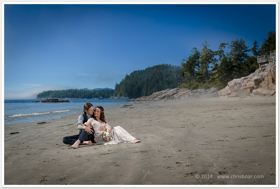 Tofino Tonquin Beach wedding 1