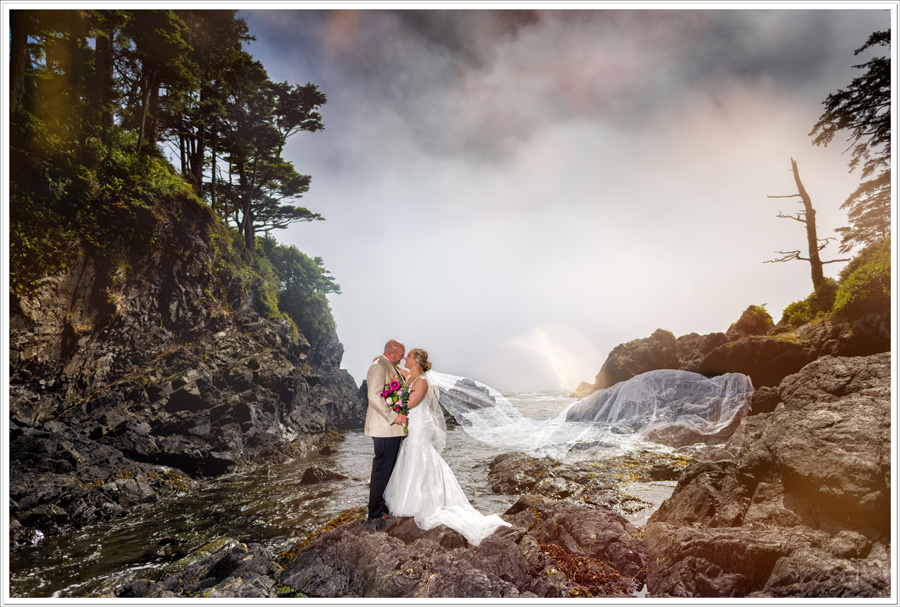 Ucluelet Brown Beach Wedding 1