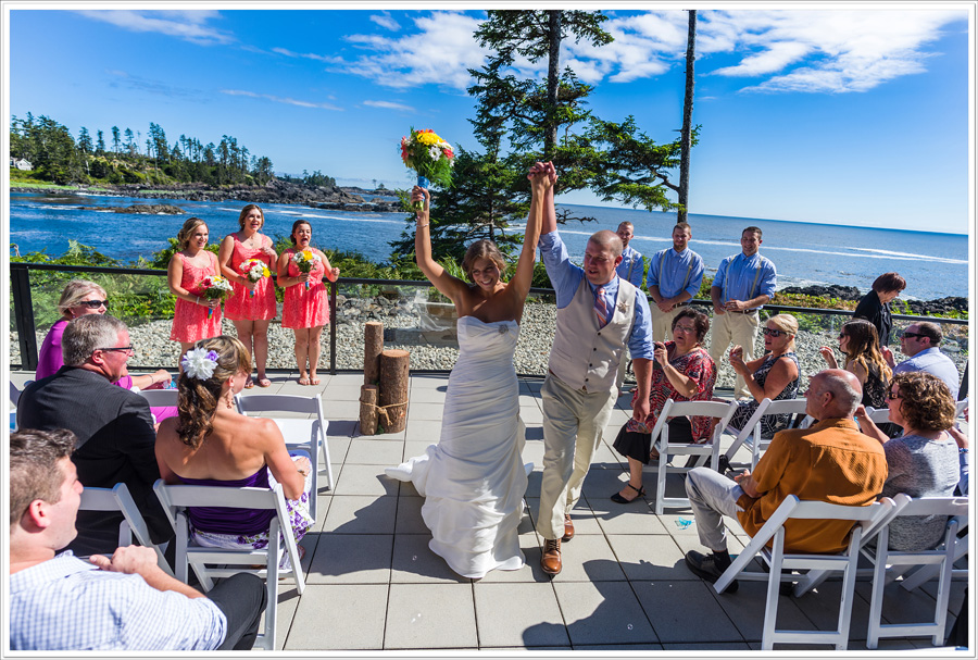 Black Rock resort Fetch Patio wedding