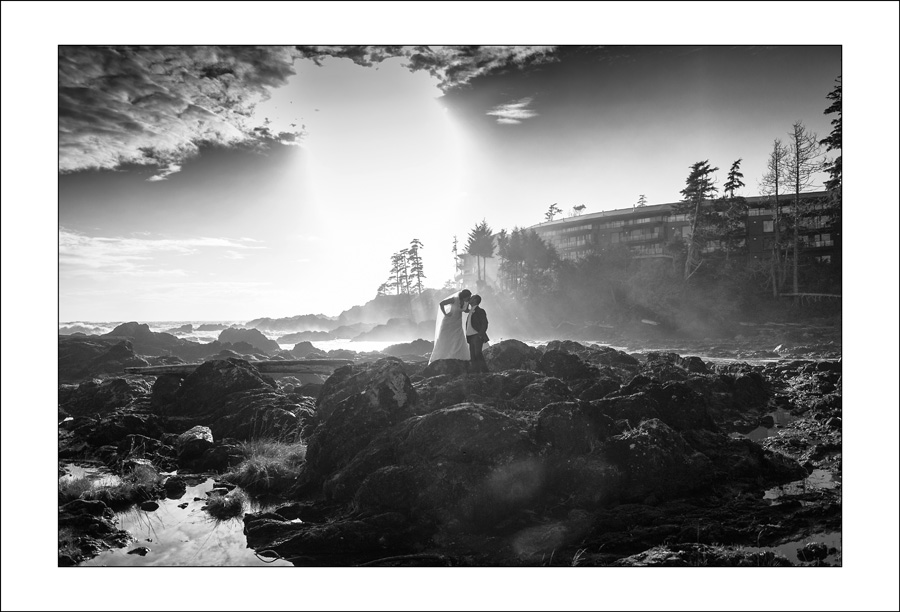 Ucluelet Black Rock wedding photo S&R 1
