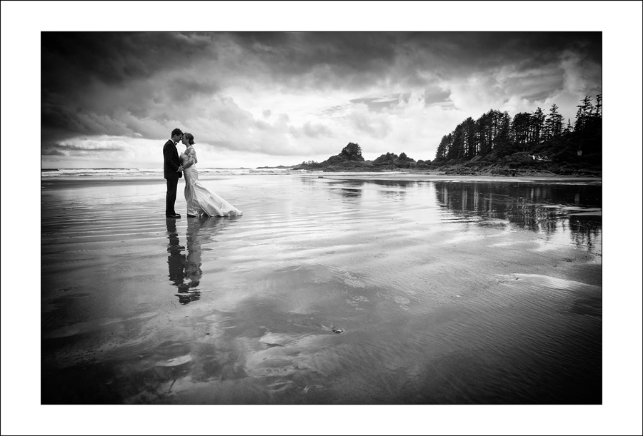 Tofino long beach lodge wedding photo S&G 1