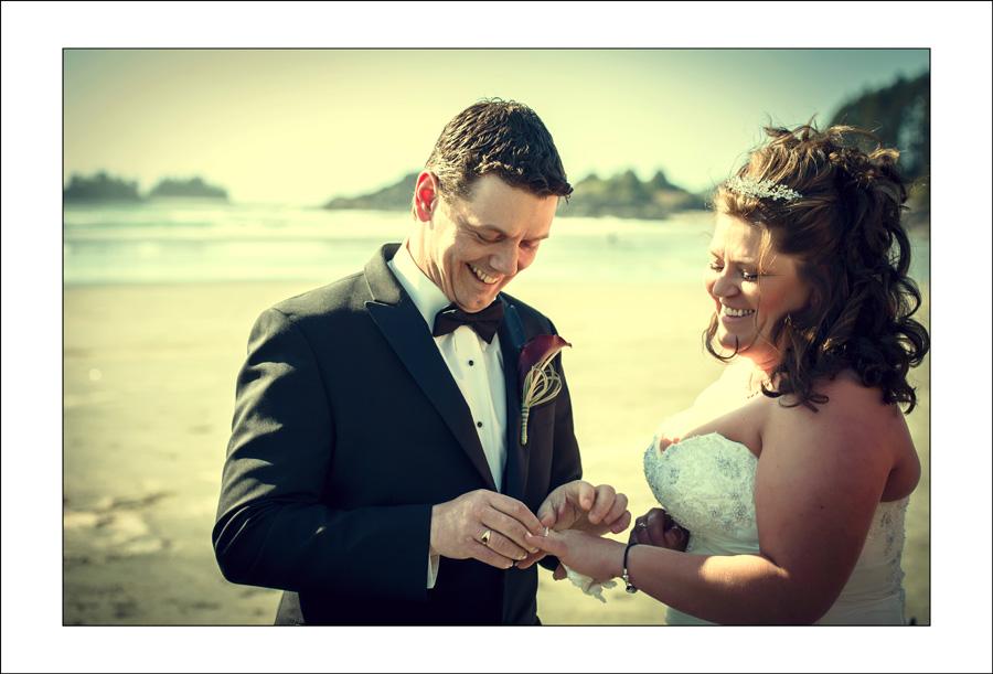 Tofino Long beach lodge wedding photo D&M 2