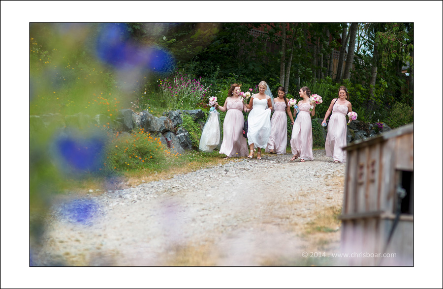 Merridale Ciderworks wedding photo A&D 2