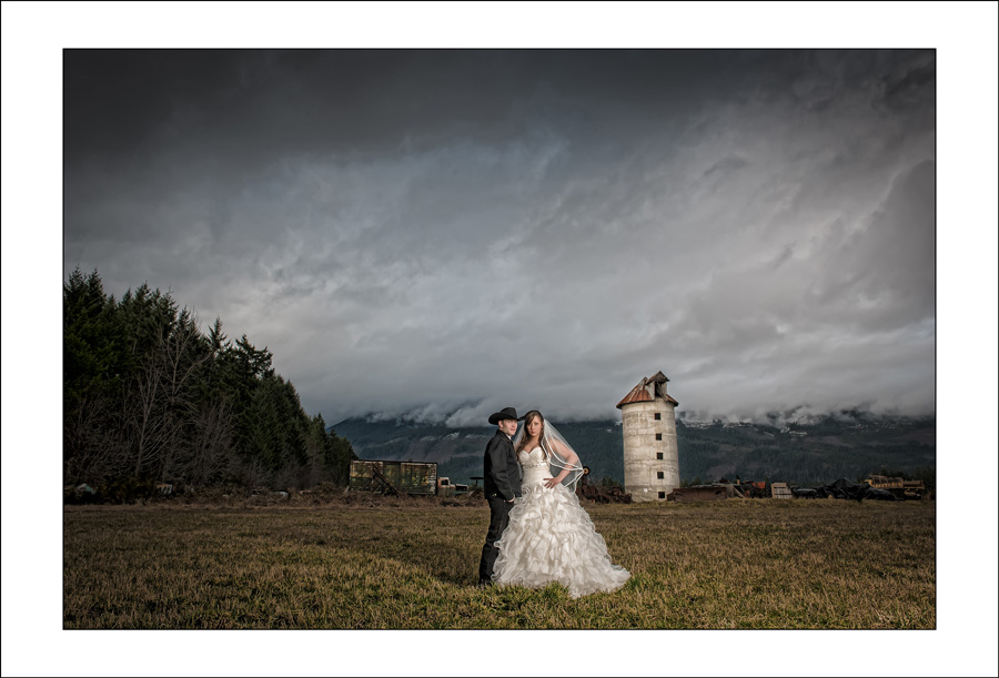 Port Alberni wedding photo S&M 1