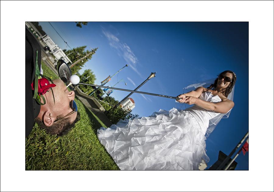 Nanaimo neck point wedding photo L&C1
