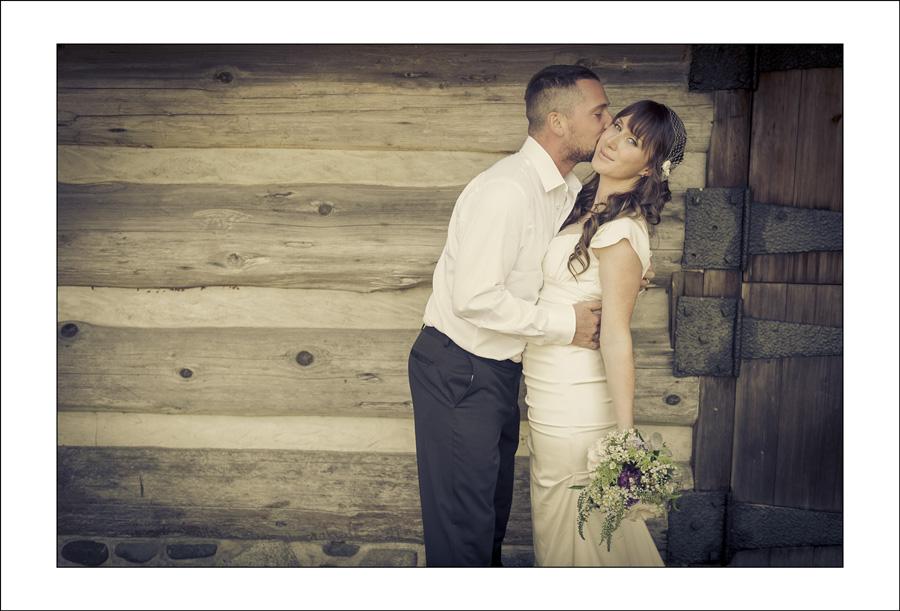 Comox Filber Park wedding photo of K&C 2