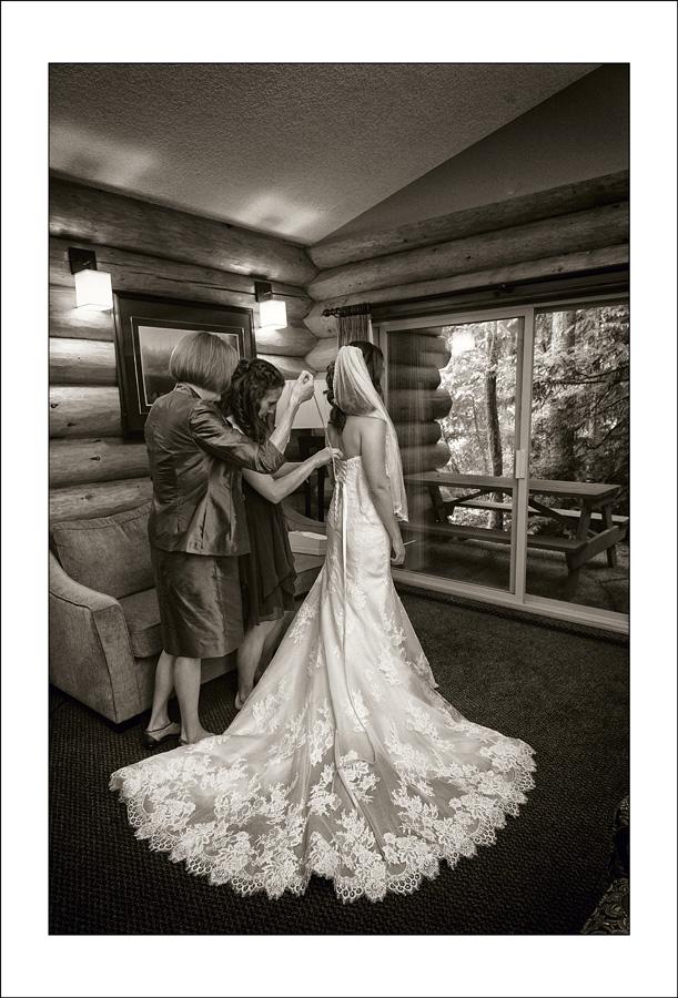 Parksville wedding photo Lauren & Allen 2