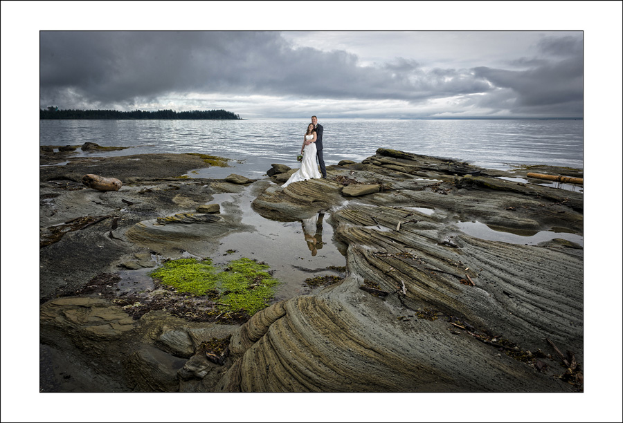 Parksville wedding photo Lauren & Allen 1