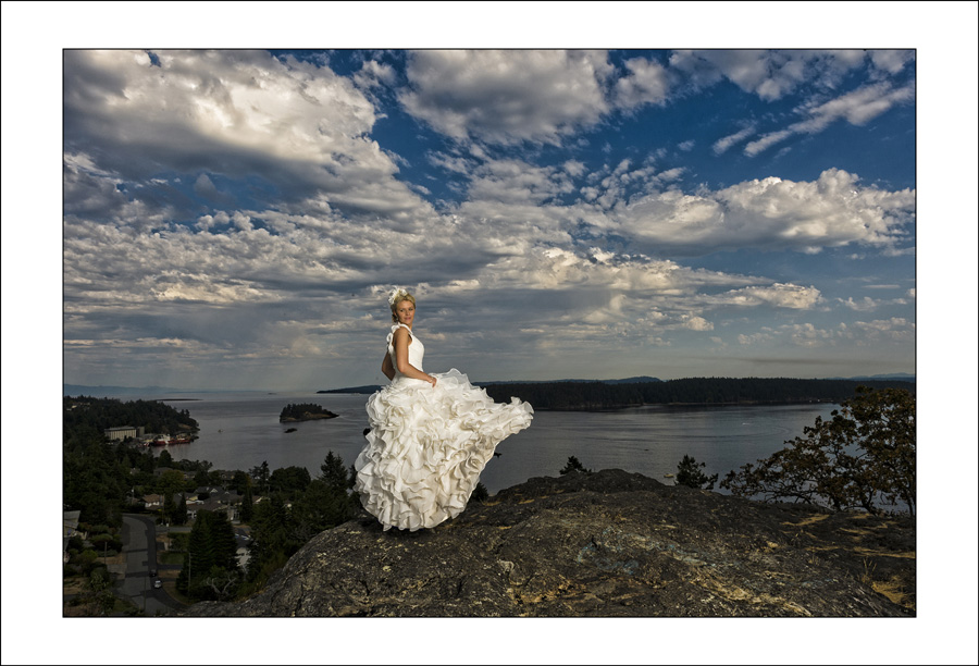 Nanaimo neck point wedding photo J&C 5