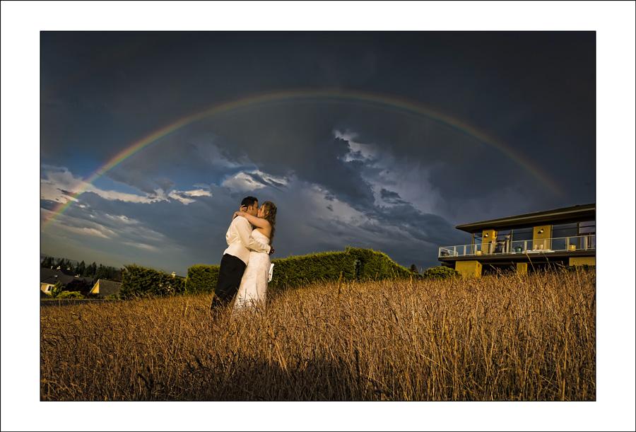 Arbutus Ridge Golf club Duncan BC wedding photos 1