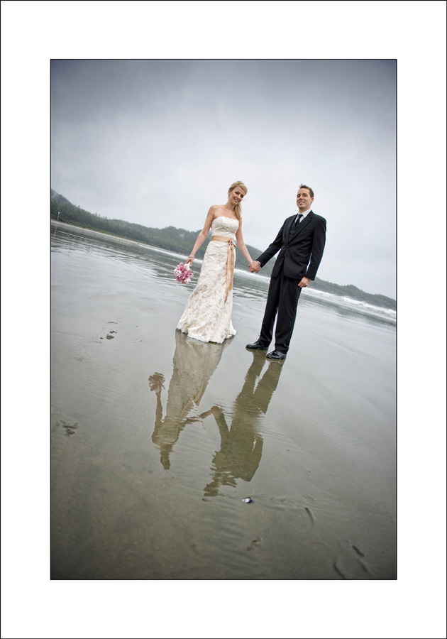 Tofino Cox Bay Beach Resort wedding photos B & R 3
