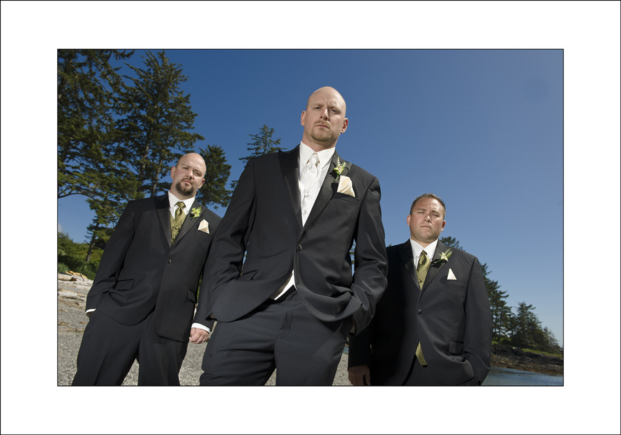 Ucluelet Black Rock Resort wedding photos CC3