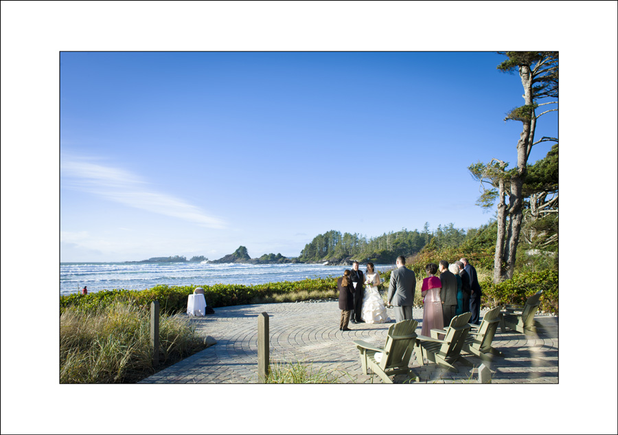 Tofino Long Beach Lodge Wedding photos B&B2