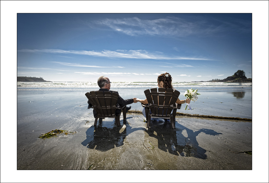 Tofino Long Beach Lodge wedding photo O&M 1