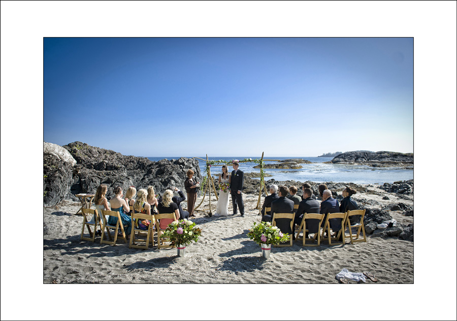 Wickanninish Inn wedding photo LI1