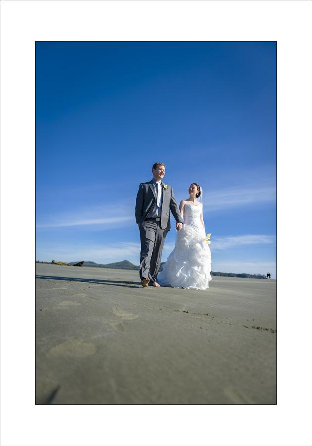 Tofino wedding photo Chesterman Beach 3