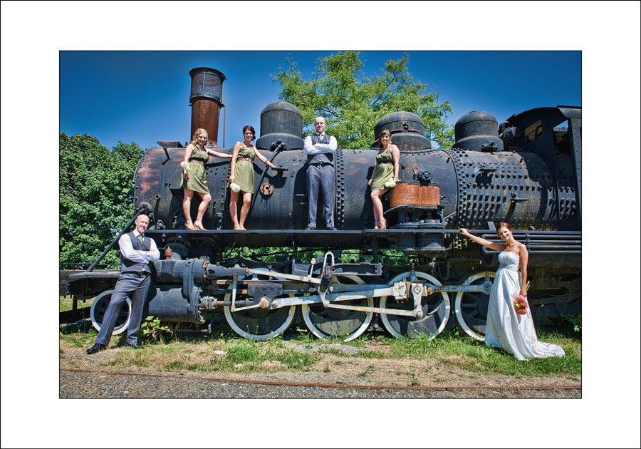 Ladysmith wedding photograph A&G1
