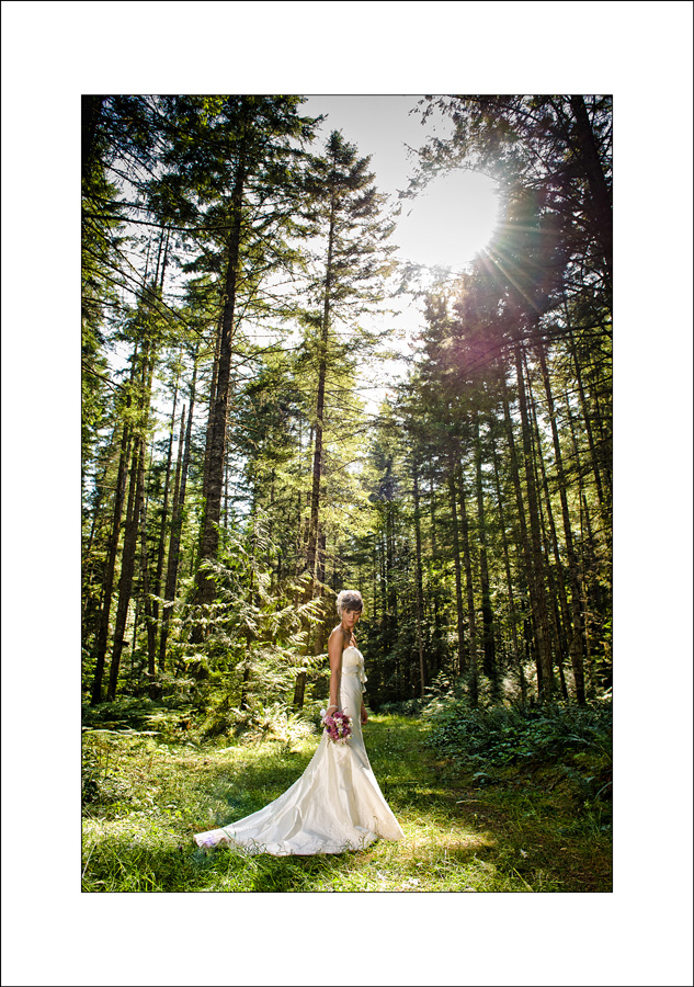 Comox wedding photograph M&B1