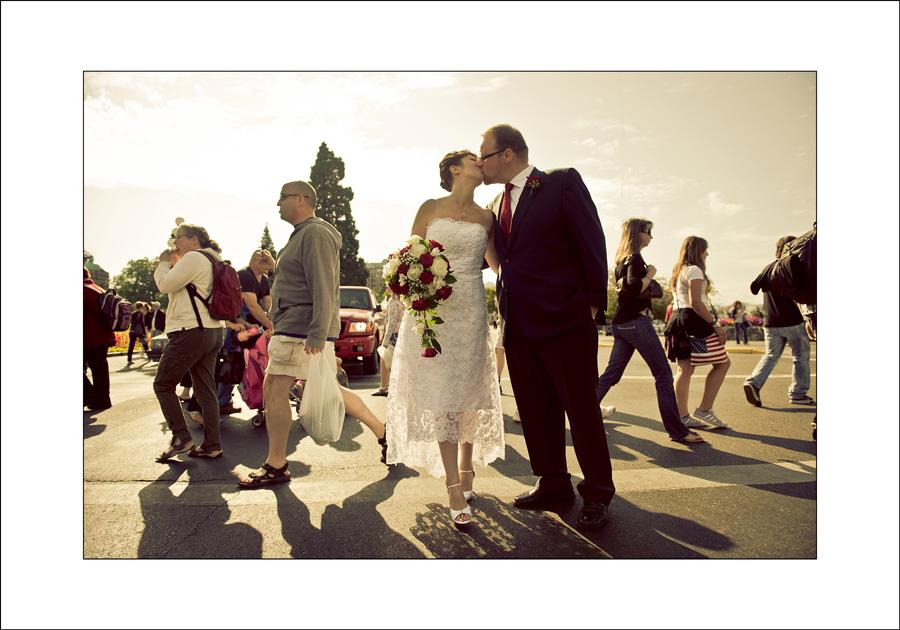 Victoria Empress Wedding photography