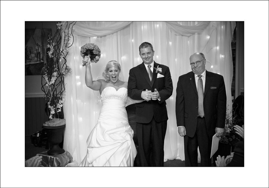 Cottonwood Golf club wedding photo