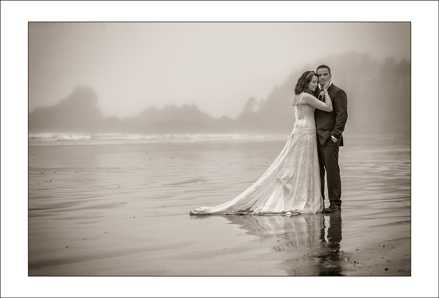 Tofino Long Beach lodge wedding photo A&B 1
