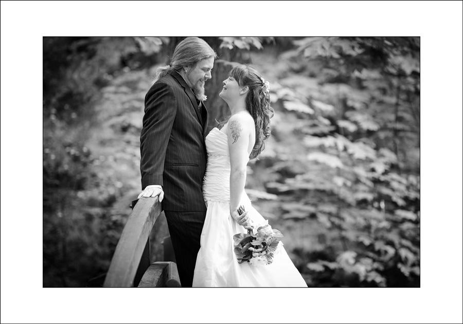 Bowen Park Wedding photo, nanaimo
