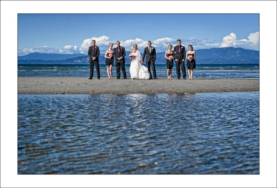 Parksville Beach Club Resort Wedding Photos V Amp B By Photographer