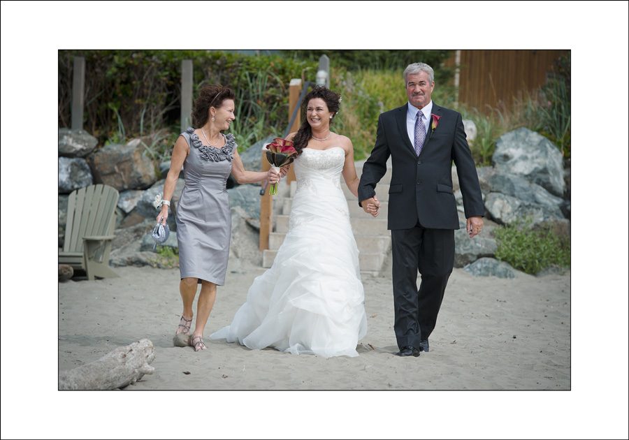 Tofino Long beach wedding photo Renne & Brian 2