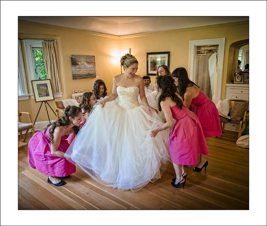 Milner Garden wedding photo M&N 2