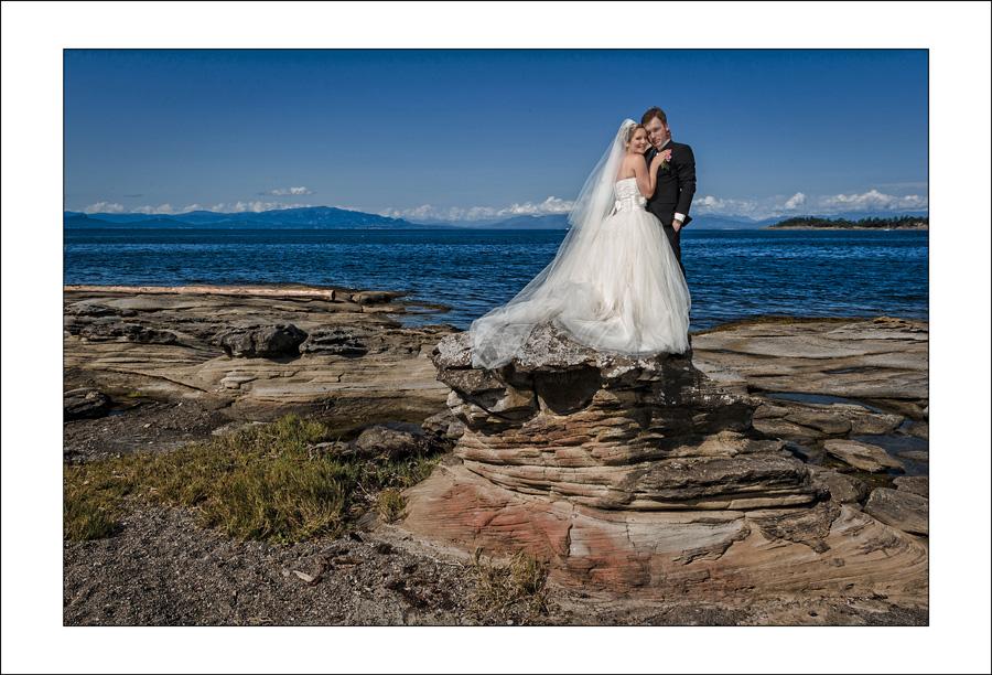 Milner Garden wedding photo M&N 1
