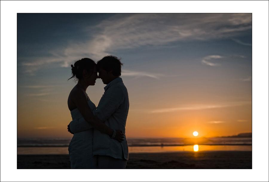 Tofino Long Beach Lodge wedding photo of B&J 1