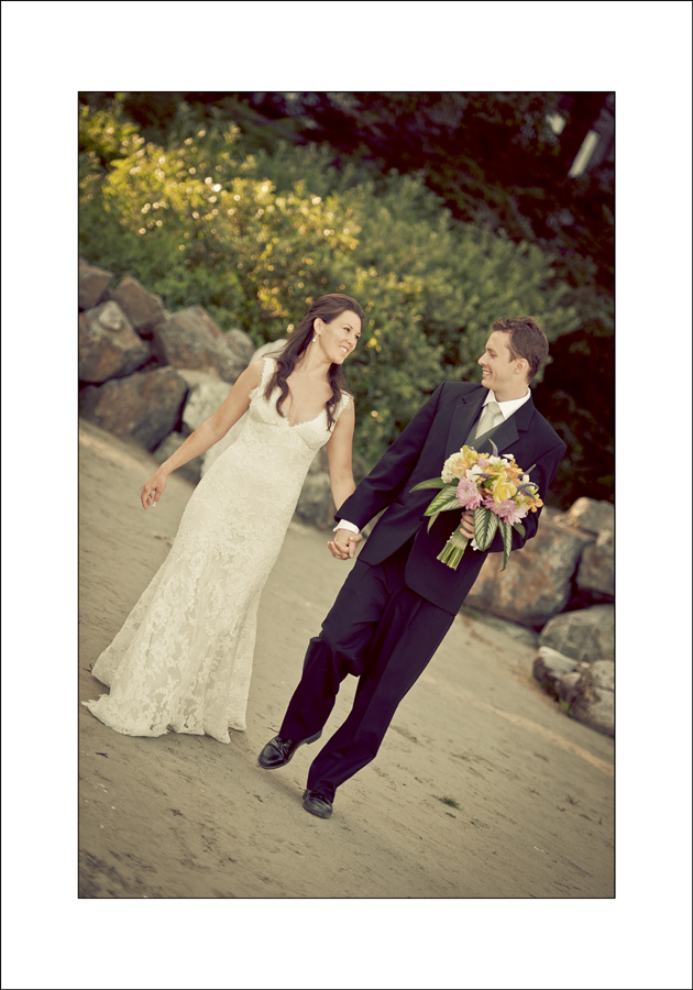 Wickanninish Inn wedding photo LI2