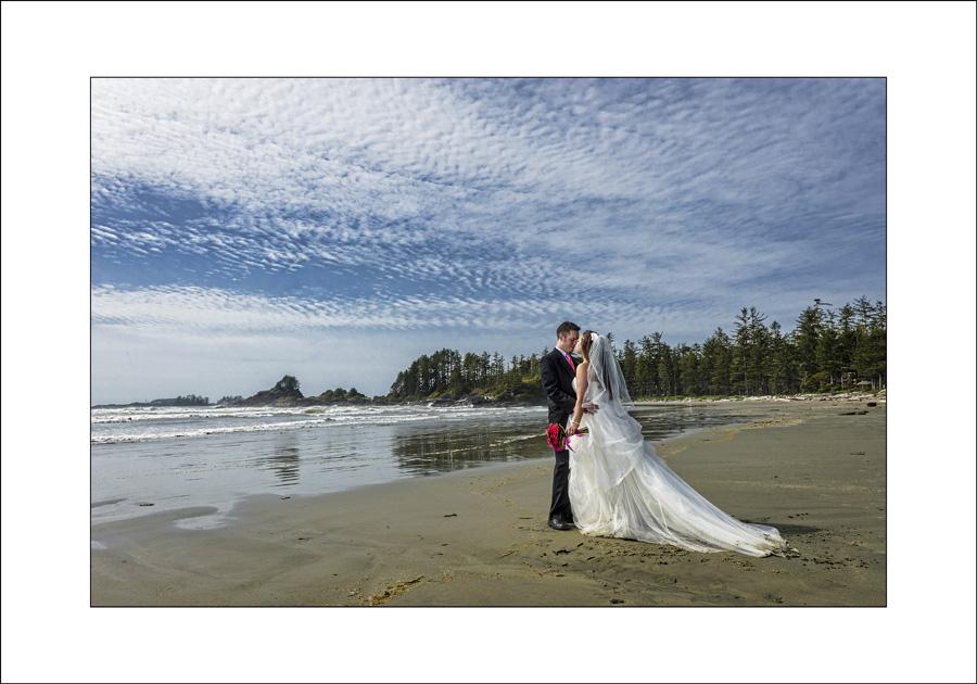 Tofino Long Beach Lodge Wedding photo M&D2